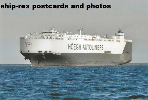 HOEGH TROOPER (Hoegh Autoliners) photo